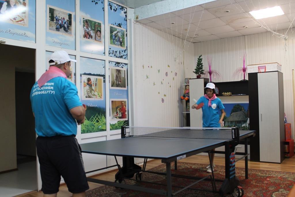 Спортивный праздник «К спортивным достижениям вопреки недугу»